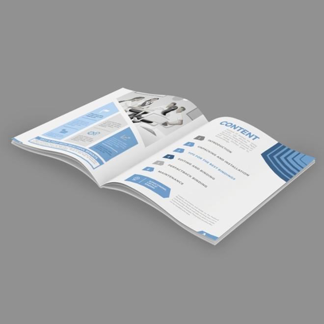 Layflat Books