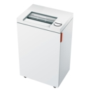 IDEAL SHREDDER 2445 CC 2 X 15 MM SECURITY LEVEL P-5 8-10 SHEETS 80 GSM PAPER 50 LITRE WASTE BIN