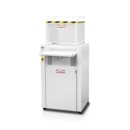IDEAL SHREDDER 4606 CC 2 X 15 MM SECURITY LEVEL P-5 30-39 SHEETS 80 GSM PAPER 230 LITRE WASTE BIN 3 PHASE