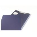 COVERS ROYAL BLUE PLAIN LEATHERBOARD A4 250GSM 100 PER PACK