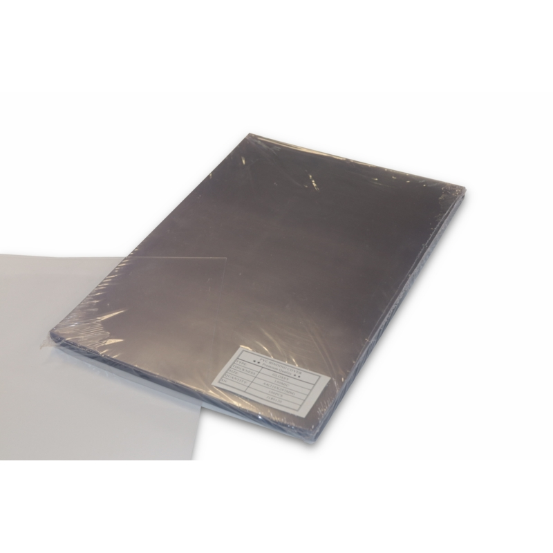 COVERS CLEAR PVC A4 180 MICRON 100 PER PACK
