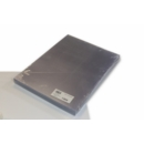 COVERS CLEAR PVC A4 240 MICRON 100 PER PACK}