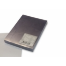 COVERS CLEAR PVC A5 240 MICRON 100 PER PACK}