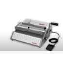 RENZ SRW 360 COMFORT PLUS 3:1 ELECTRIC PUNCH & MANUAL CLOSE}