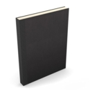 FASTBACK EASYBACK HARDCOVERS COMPOSITION BLACK A4 25 BOOKS}