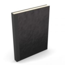FASTBACK EASYBACK HARDCOVERS SUEDE BLACK A4 25 BOOKS}